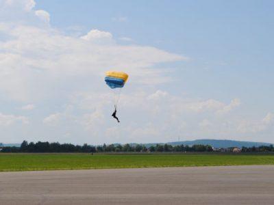 Skoki spadochronowe 2018