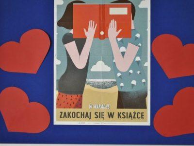 Zakochaj się w książce w wakacje