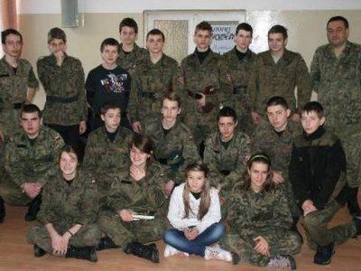 Obóz zimowy JS Strzelec 2007