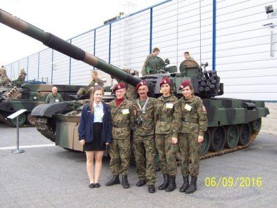 Spotkanie z Ministrem Obrony Narodowej i Międzynarodowy Salon Przemysłu Obronnego