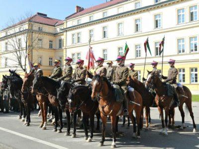 60-lecie 16 Batalionu Powietrznodesantowego w Krakowie