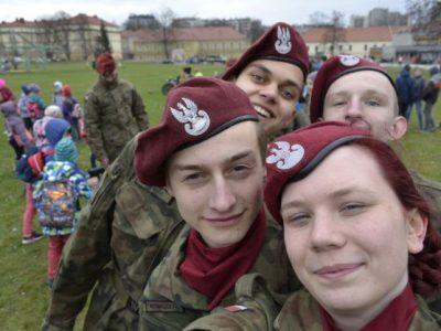 Święto 16 batalionu powierztnodesantowego