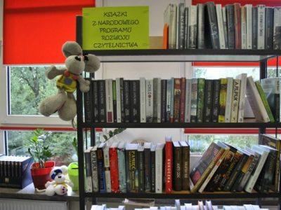 Nowe książki w bibliotece
