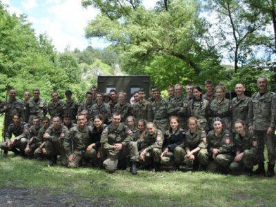 XVII Obóz szkoleniowo – wypoczynkowy w Krakowie