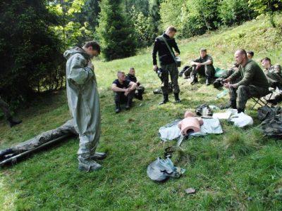 Obóz klas wojskowych – Nowiny 2018
