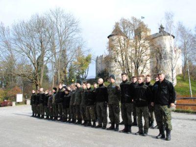 Niedzica 2018 – Obóz klas wojskowych
