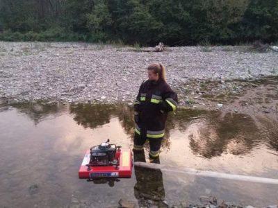 Nasza drużyna pożarnicza