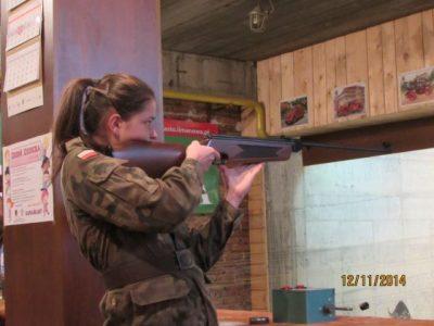 Niepodległościowe zawody strzeleckie