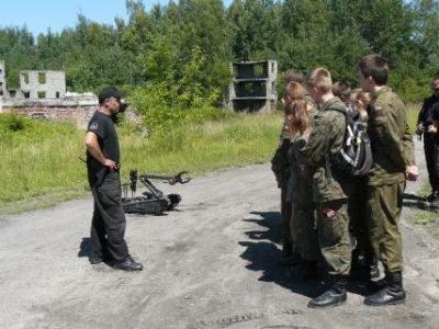 XV Obóz szkoleniowo – wypoczynkowy w Krakowie 2014