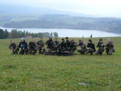 Niedzica 2016 – obóz klas wojskowych