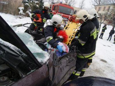 Fotorelacja z pokazu ratownictwa drogowego