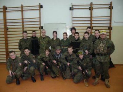 Szkolenie strzelca z ASG