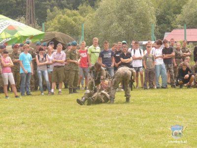 """XIII Zawody Sportowo-Obronne """"Harnaś 2012"""""""