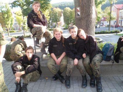 """Obóz szkoleniowy """"Bieszczady 2012″"""