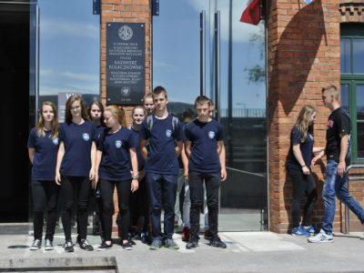 Wyjazd szkoleniowy do Komendy Wojewódzkiej Policji w Krakowie