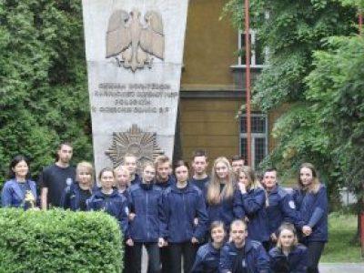 Klasa policyjna w Karpackim Oddziale Straży Granicznej
