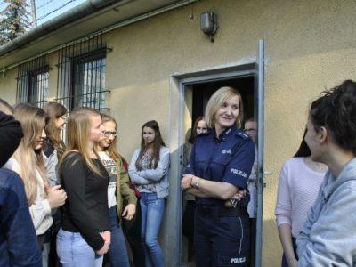 Klasa policyjna w Komendzie Wojewódzkiej Policji w Krakowie