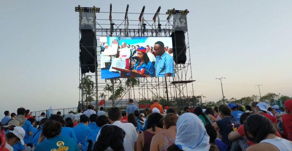 Światowe Dni Młodzieży w Panamie – relacja naszego ucznia