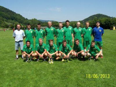 Zwycięstwo w Powiatowym Turnieju Piłki Nożnej