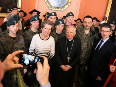 Spotkanie z Arcybiskupem Markiem Jędraszewskim