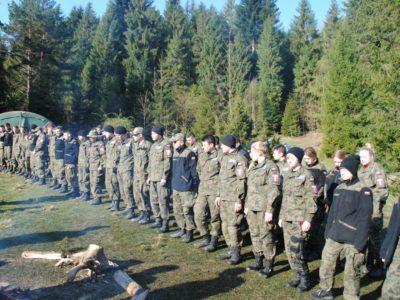 Nowiny 2019 – obóz klas wojskowych