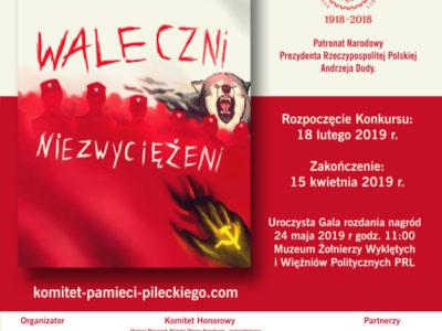 II miejsce w VI Ogólnopolskim Konkursie Historycznym o Żołnierzach Wyklętych