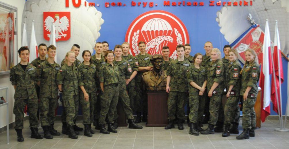 Obóz szkoleniowo – wypoczynkowy klasy wojskowej Kraków – Kobylany
