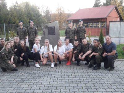 Marsz kondycyjny szlakiem 1. Pułku Strzelców Podhalańskich AK w Gminie Tymbark
