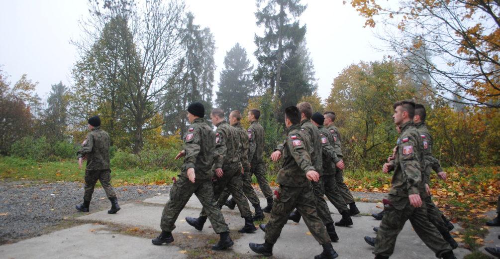 Niedzica 2019 – obóz klasy wojskowej