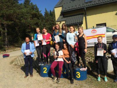 III miejsce w Mistrzostwach Powiatu Limanowskiego w Kolarstwie Górskim