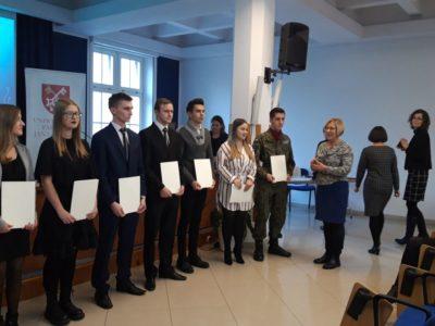 Kamil Nawieśniak Stypendystą Prezesa Rady Ministrów