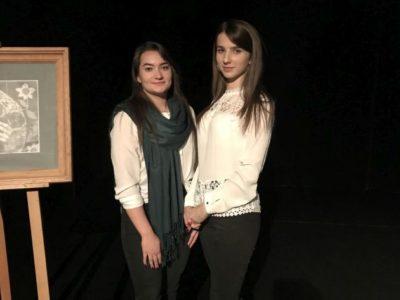 Wyróżnienie dla Karoliny Lassak w Turnieju Recytatorskim im. Andrzeja Bursy