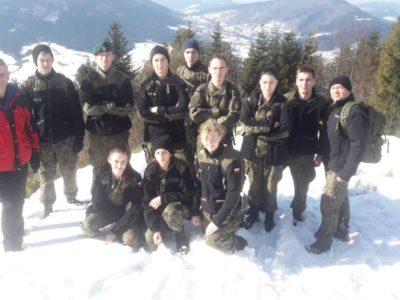 Obóz tymbarskiego Strzelca