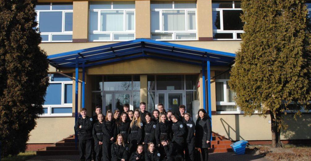 Obóz szkoleniowy klasy policyjnej – Katowice 2020