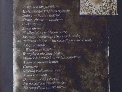 W kręgu poezji i prozy lagrowej więźniarek KL Ravensbrück – zaproszenie do konkursu