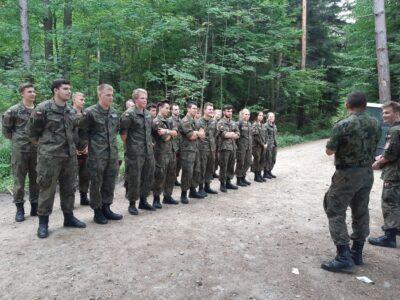 Egzamin praktyczny z przysposobienia wojskowego