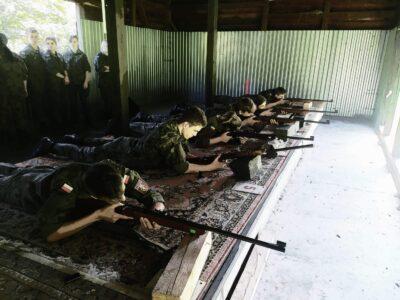 Zajęcia terenowe z przysposobienia wojskowego