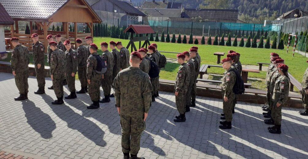 Obóz klas wojskowych – Pieniny 2020