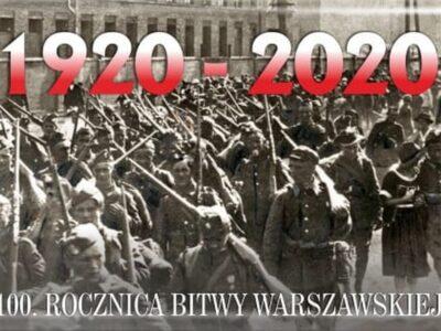 Konkurs historyczny – Co każdy Polak powinien wiedzieć o Bitwie Warszawskiej
