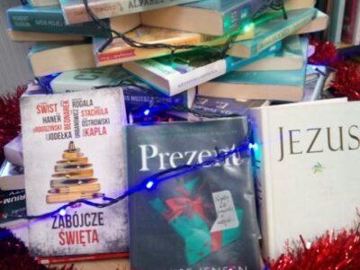 Książki na Święta …