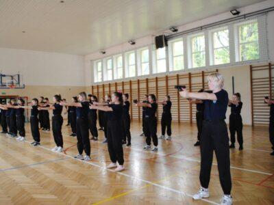 Obóz szkoleniowy klas policyjnych